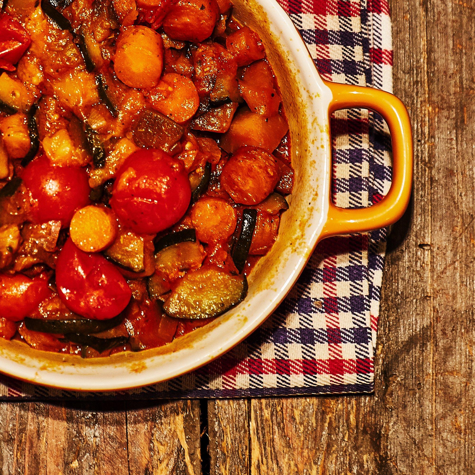 Frizzone – Gemüse Eintopf aus Italien