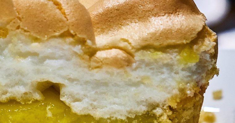 Limonen Meringe Tartlettes