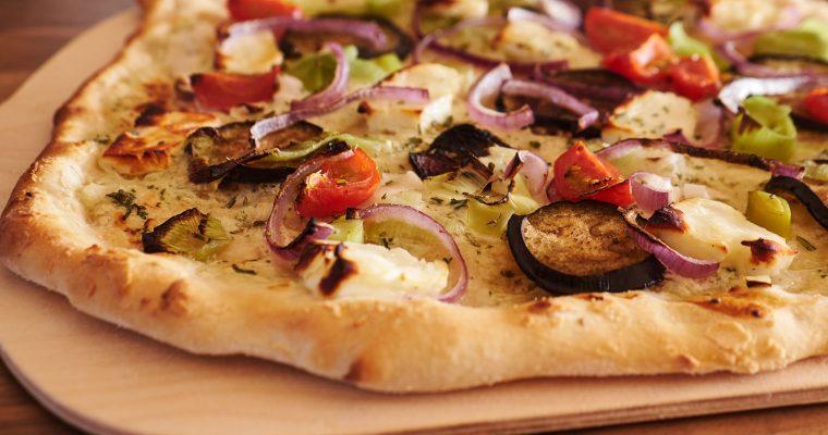 Pizza Griechischer Art