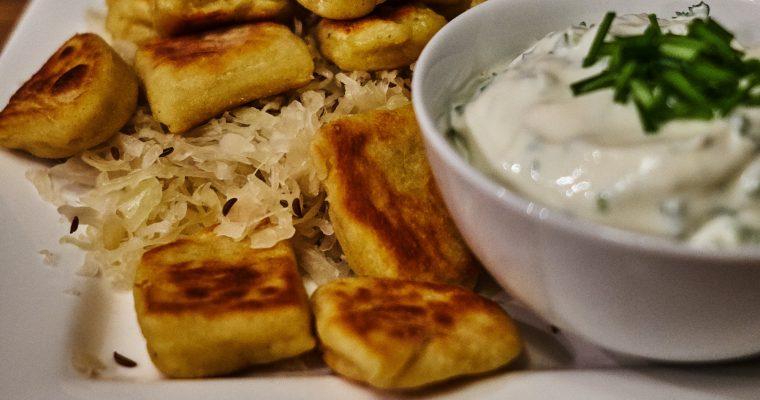 Pinzgauer Freitagsnidei (gebratene Kartoffelnudeln)