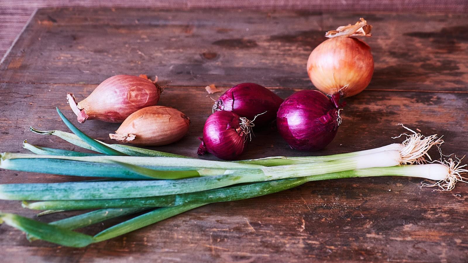 Zwiebeln, heimliche Helden der Küche