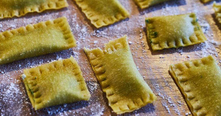 Das Mysterium Pasta-Teig